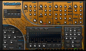 ��� ���������� - Rob Papen SubBoomBass 1.1.3
