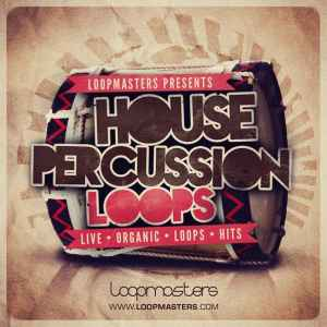 ������ ��������� - Loopmasters House Percussion Loops
