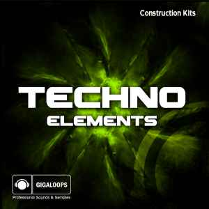 сэмплы techno / minimal - Giga Loops - Techno Elements (WAV/REX)
