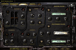 Синтезатор - Humanoidsounds Scanned Synth Pro 2.0.13 AiR