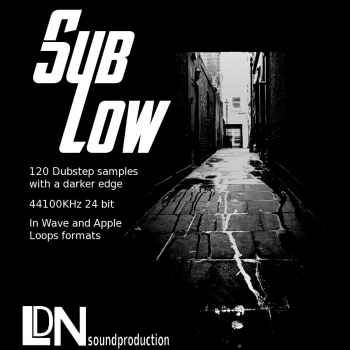 сэмплы ambient / chillout - LDN Sound - Sub Low (WAV)