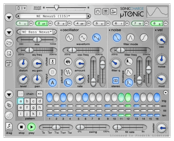 ����-���������� - Sonic Charge MicroTonic 3.0.1.34