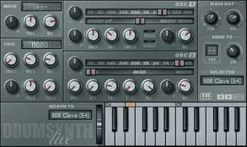 ������ ������� - Image-Line DrumSynth Live 1.1.19