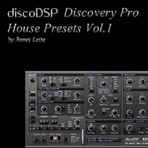 ������� ��� Discovery Pro - discoDSP - House Presets Vol.1
