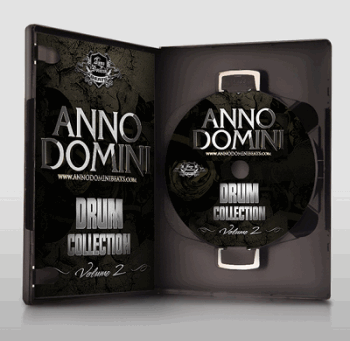 сэмплы ударных - Anno Domini Beats Anno Domini Drum Collection 2 (WAV)