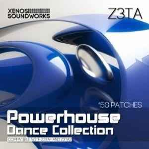 Пресеты для Z3ta+ и Z3ta2 - Xenos Soundworks Powerhouse Dance Collection