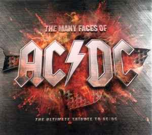 VA - The Many Faces Of AC/DC: The Ultimate Tribute to AC/DC (2012) - новый сборник