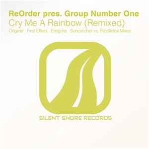 ReOrder pres. Group Number - Cry Me A Rainbow (2012)
