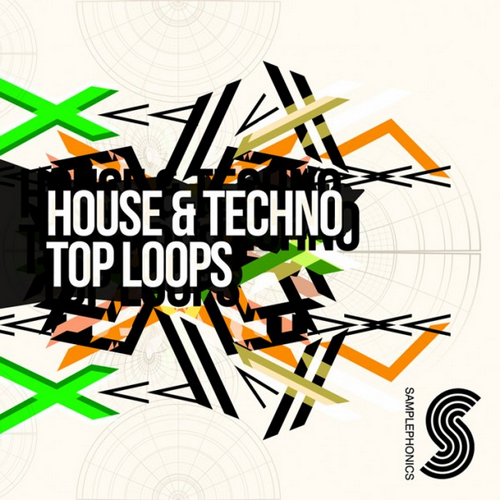 Samplephonics house and techno top loops wav for House music top 10