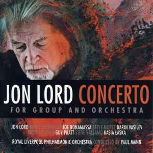 Jon Lord - Concerto For Group And Orchestra (2012) - новый альбом