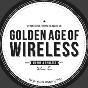 сэмплы голоса - Crate Diggers Golden Age of Wireless - Words & Phrases Vol.2 (WAV)