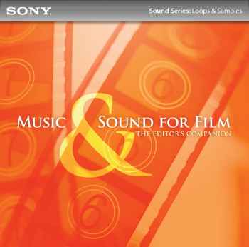 сэмплы cinematic - Sony Creative Software - Music & Sound for Film The Editor's Companion (WAV)