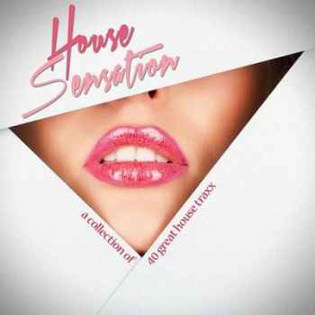 House Sensation: A Collection Of 40 Great House Traxx (2012)