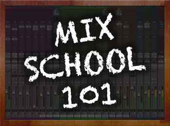����� �������� - Groove3 Mix School 101 (ENG)