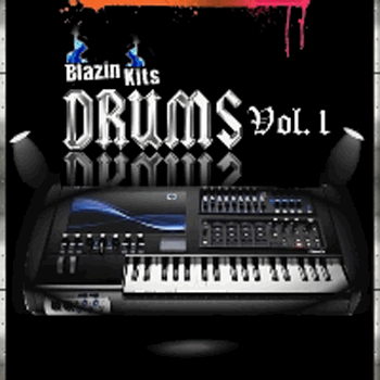 ������ ������� - BlazinKits Drums Vol.1 (WAV)