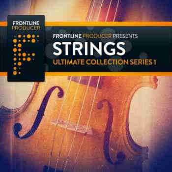 ������ �������� - Organic Loops Strings Ultimate Collection (WAV/REX2)