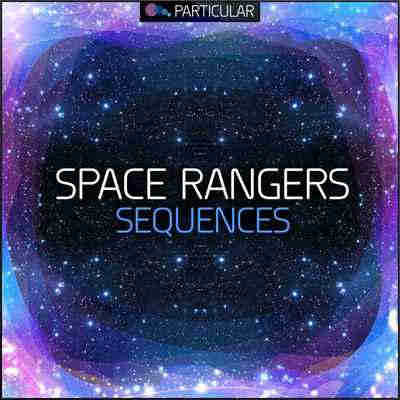 сэмплы ambient - Particular Space Rangers Sequences (WAV)