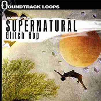 ������ glitch / ambient - Soundtrack Loops Supernatural Glitch Hop (ABLETON)