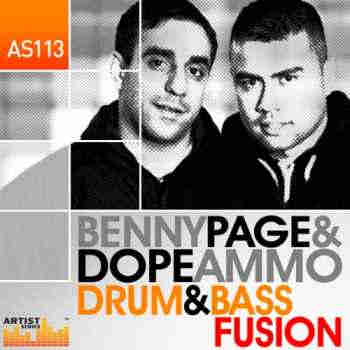 сэмплы drum n bass - Loopmasters Benny Page Dope Ammo Drum Bass Fusion