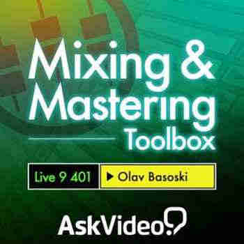 ����� �������� - Ask Video Live 9 401: Mixing and Mastering Toolbox