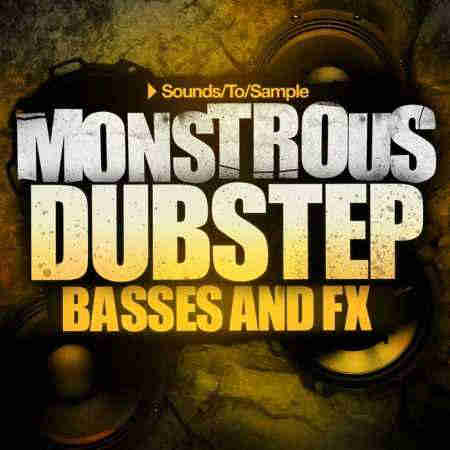 сэмплы dubstep - Sounds to Sample Monstrous Dubstep Basses and FX (WAV/NMSV)