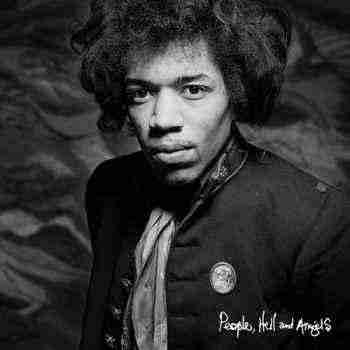 Jimi Hendrix - People, Hell And Angels (2013) - новый альбом