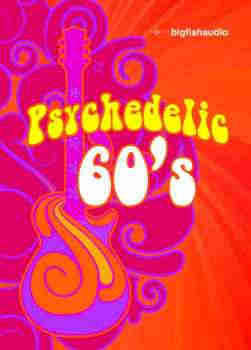 сэмплы Psychedelic - Big Fish Audio Psychedelic 60s