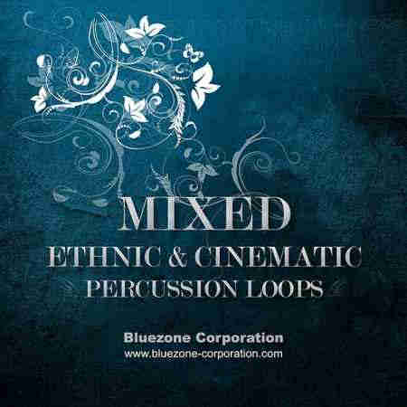 лупы ударных - Bluezone Corporation Mixed Ethnic and Cinematic Percussion Loops