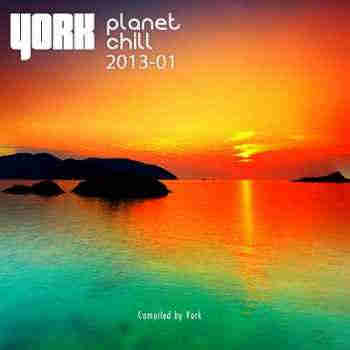 Planet Chill 2013-01 (Compiled By York) (2013) - ����� �������