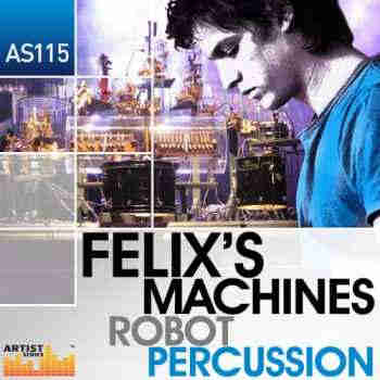 ������ ��������� - Loopmasters Felixs Machines Robot Percussion