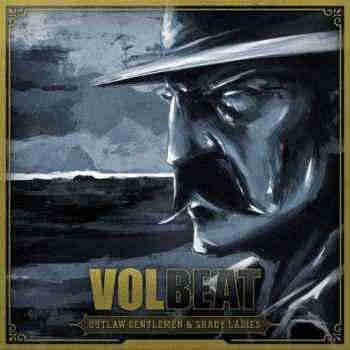 Volbeat - Outlaw Gentlemen & Shady Ladies [Limited Deluxe Book Edition] (2013) - новый альбом