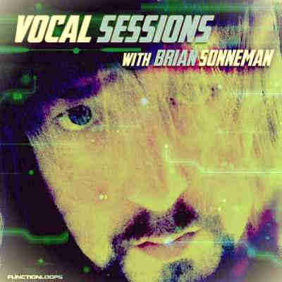 сэмплы вокала - Function Loops Vocal Sessions With Brian Sonneman (WAV/MIDI)