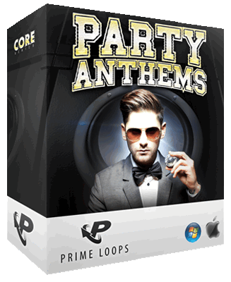 сэмплы electro / dubstep / dance - Prime Loops Party Anthems (WAV/AIFF/REX)