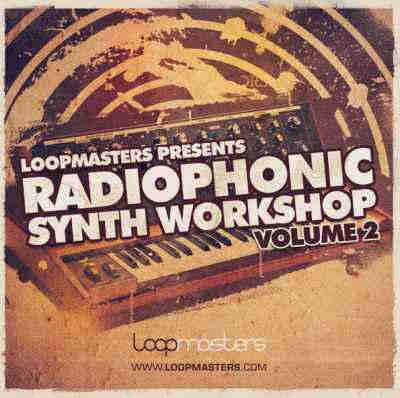 сэмплы cinematic - Loopmasters Radiophonic Synth Workshop Vol.2 (WAV)