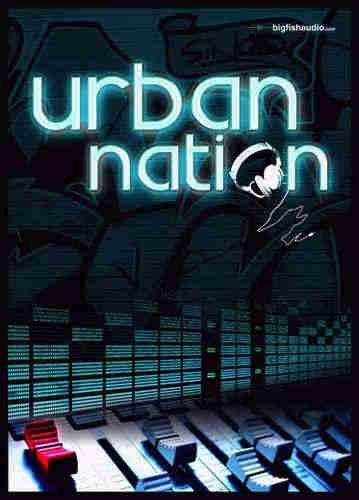 хип хоп сэмплы Big Fish Audio Urban Nation WAV