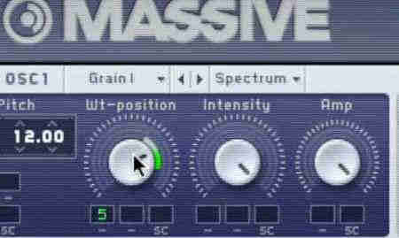 ����� �������� - MassiveSynth Building Electro House in Massive (ENG)