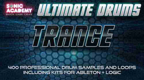 ������ ������� - Sonic Academy Ultimate Drums Trance (AIFF/REX)