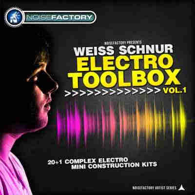 сэмплы electro - Noisefactory Weiss Schnur Electro Toolbox 1 (WAV)