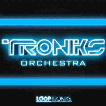 ������ cinematic / orchestral - Looptroniks Troniks Orchestra (WAV/MIDI)