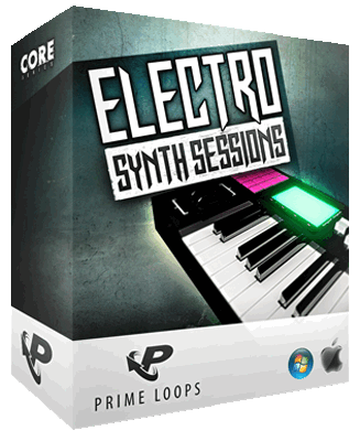 ������ electro - Prime Loops Electro Synth Sessions (WAV/AIFF/REX)