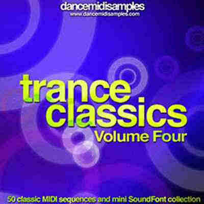 MIDI файлы - DMS Trance Production Classics Vol 4