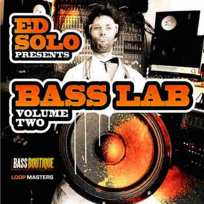сэмплы dnb / dubstep -Bass Boutique Ed Solo Presents Bass Lab Vol.2