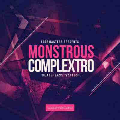 сэмплы electro - Loopmasters Monstrous Complextro