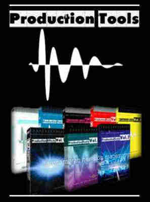 ������ trance / progressive house - Best Service Production Tools Vol.1-7 + Production FX Vol.1
