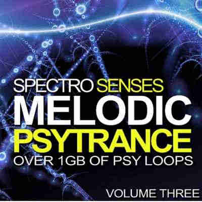 ������ psy trance - Ronei Music Spectro Senses Melodic Psytrance Loops Vol 3 (WAV)