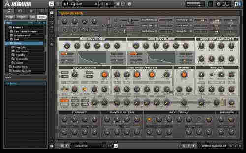 The Mouth Vst