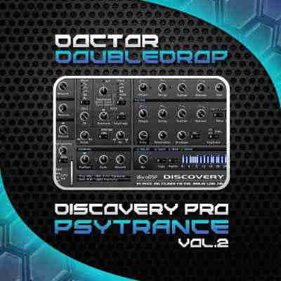 ������� ��� Discovery Pro - Doctor DoubleDrop Discovery Pro Psytrance Vol 2