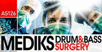 ������ dnb - Loopmasters Mediks Drum and Bass Surgery