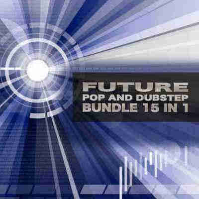 сэмплы dubstep / electro - Pulsed Records Future Pop and Dubstep Bundle 15-In-1 (WAV/MIDI)