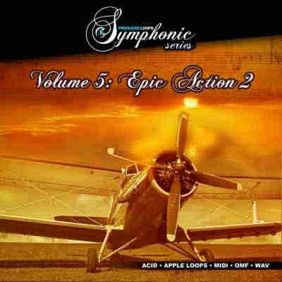 сэмплы cinematic - Producer Loops Symphonic Series Vol 5 Epic Action 2